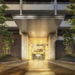 The-Residence-Osaka-Building-Entrance