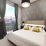 One-Regent-Manchester-Loft-Harbour-bedroom2