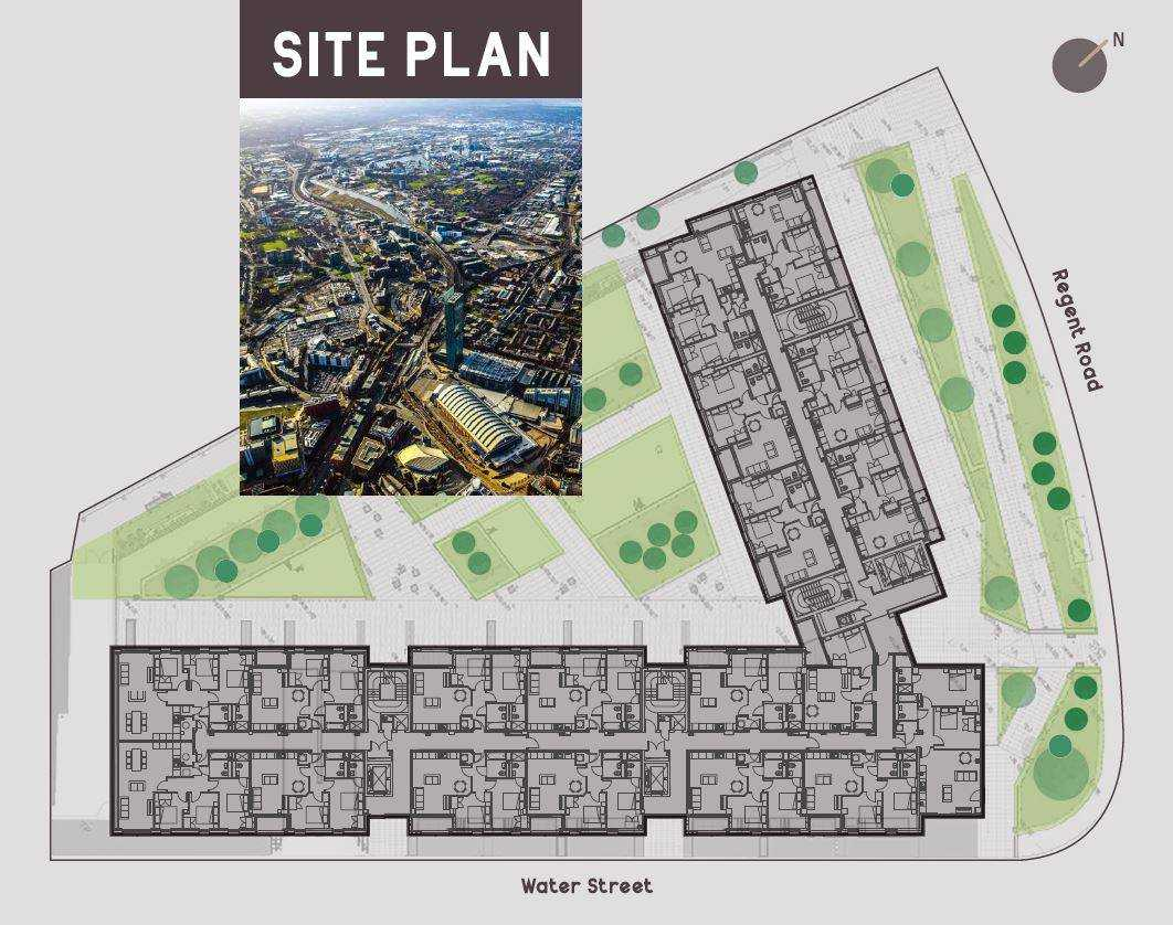 One-Regent-Manchester-Site-Plan
