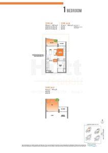 Lake-Grande-A1-1-bedrooms