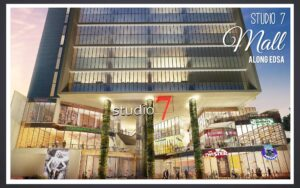 菲律宾马尼拉. Studio 7 Filinvest @Quezon City Manila