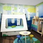 The View Riviera Show Units-Type 2BS-kidsroom