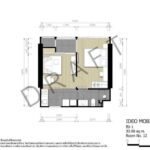 ideo-mobi-asoke-floorplan-1bedroom-33sqm