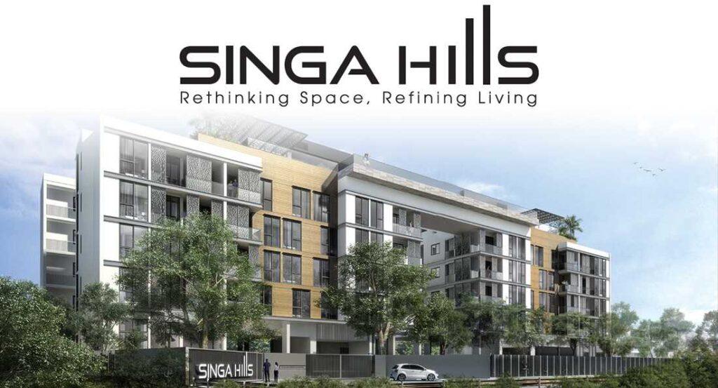 singa hills bedok for sale