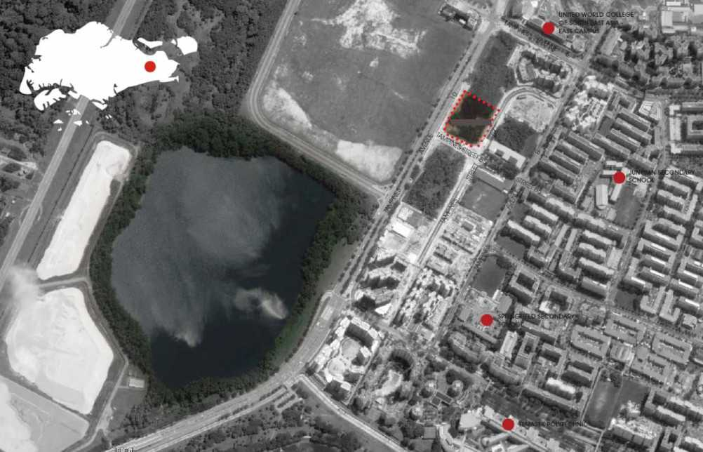 the-alps-residences-satellite-view