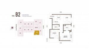 suasana-iskandar-floor-plan-type-b2