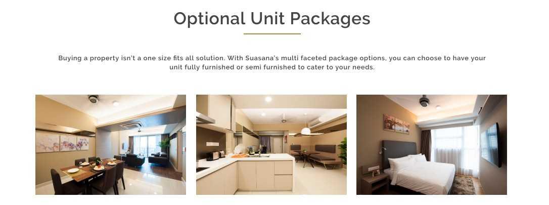 suasana-iskandaroptional-unit-package