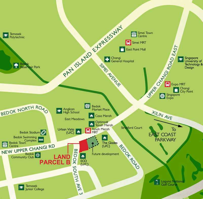 Grandeur-Park-Residences-Location-Map