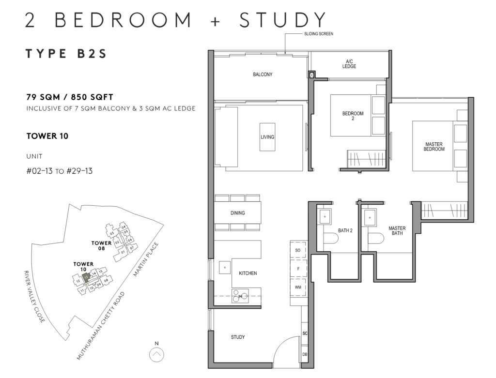 Martin-Modern-Floor-Plan-2study-850sqft-Stack-13-1024x781