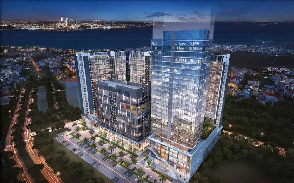 Oxley Convention City at Batam for sale