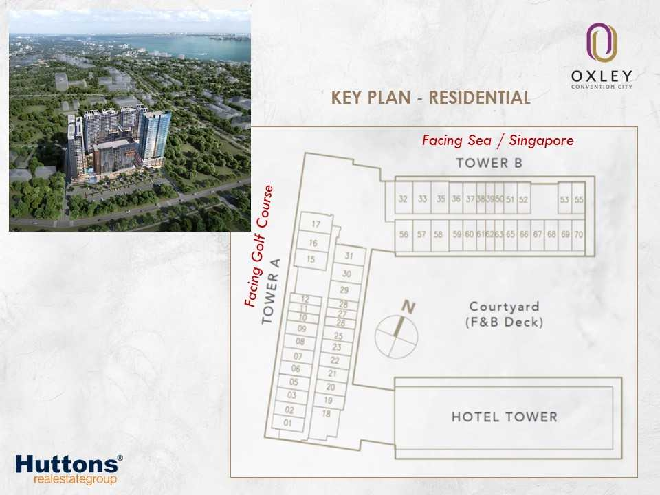 Oxley-Convention-City-Batam-Residential-KeyPlan