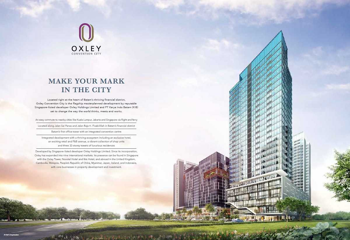 Oxley-Convention-City-Batam-poster