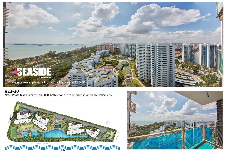 Seaside Residences Seaview