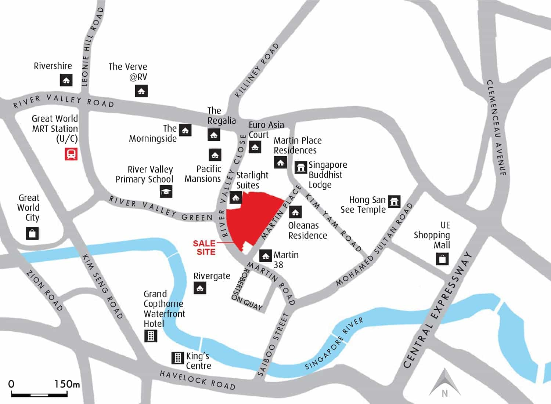 martin-modern-location map2