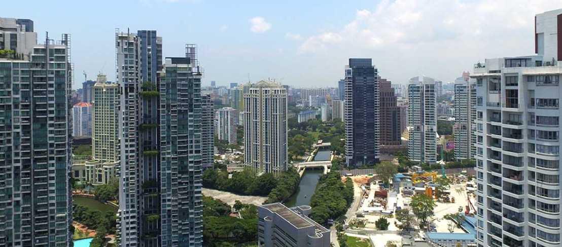 martin modern view SE -30th floor