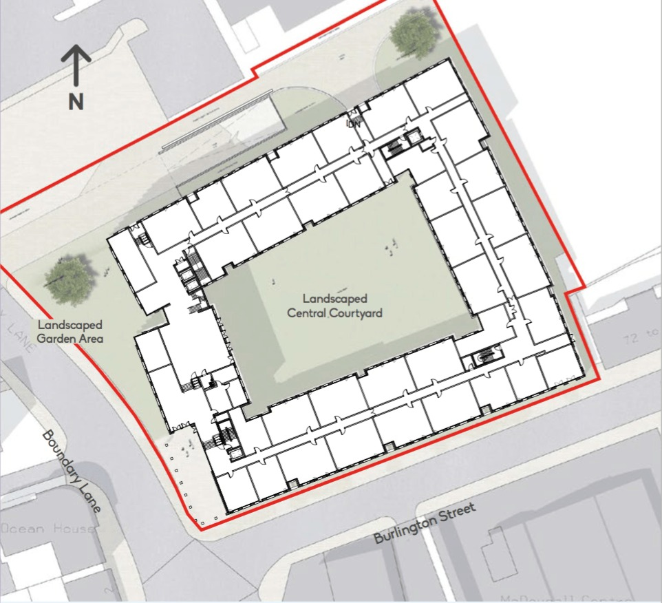 Burlington-Square-Manchester-Siteplan