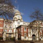 英国曼城. [University Corridor] @Manchester, UK