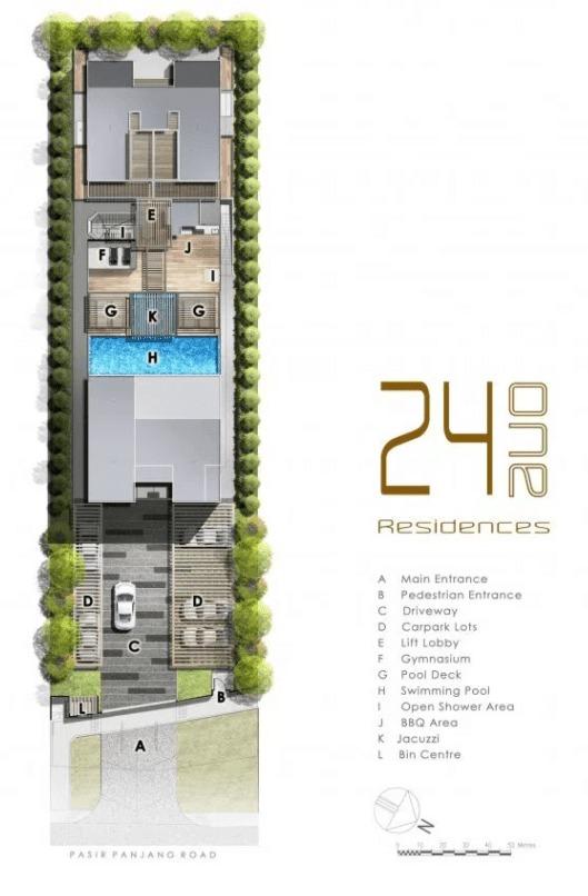 24-one-residences-siteplan