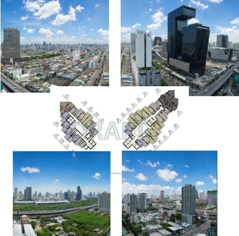 Ashton-Asoke-Rama-9-Project-Actual-View