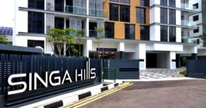 Singa Hills @Kaki Bukit (Off Bedok Reservoir Rd)