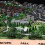 victoria-park-villas-scale-model
