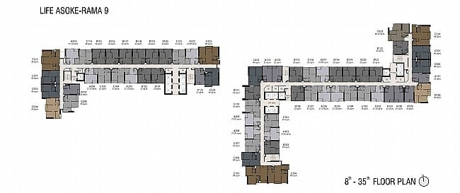 Life-Asoke-Rama-9-Site-Plan