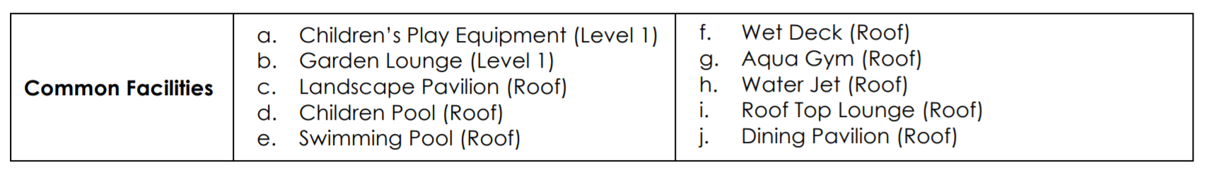 Common-Facilities