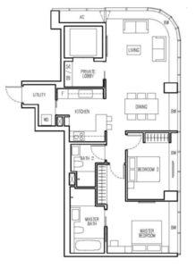 New-Futura-Floor-Plan-2-Bedroom