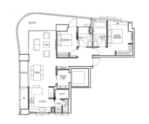 New-Futura-Floor-Plan-2-Bedroom-A2
