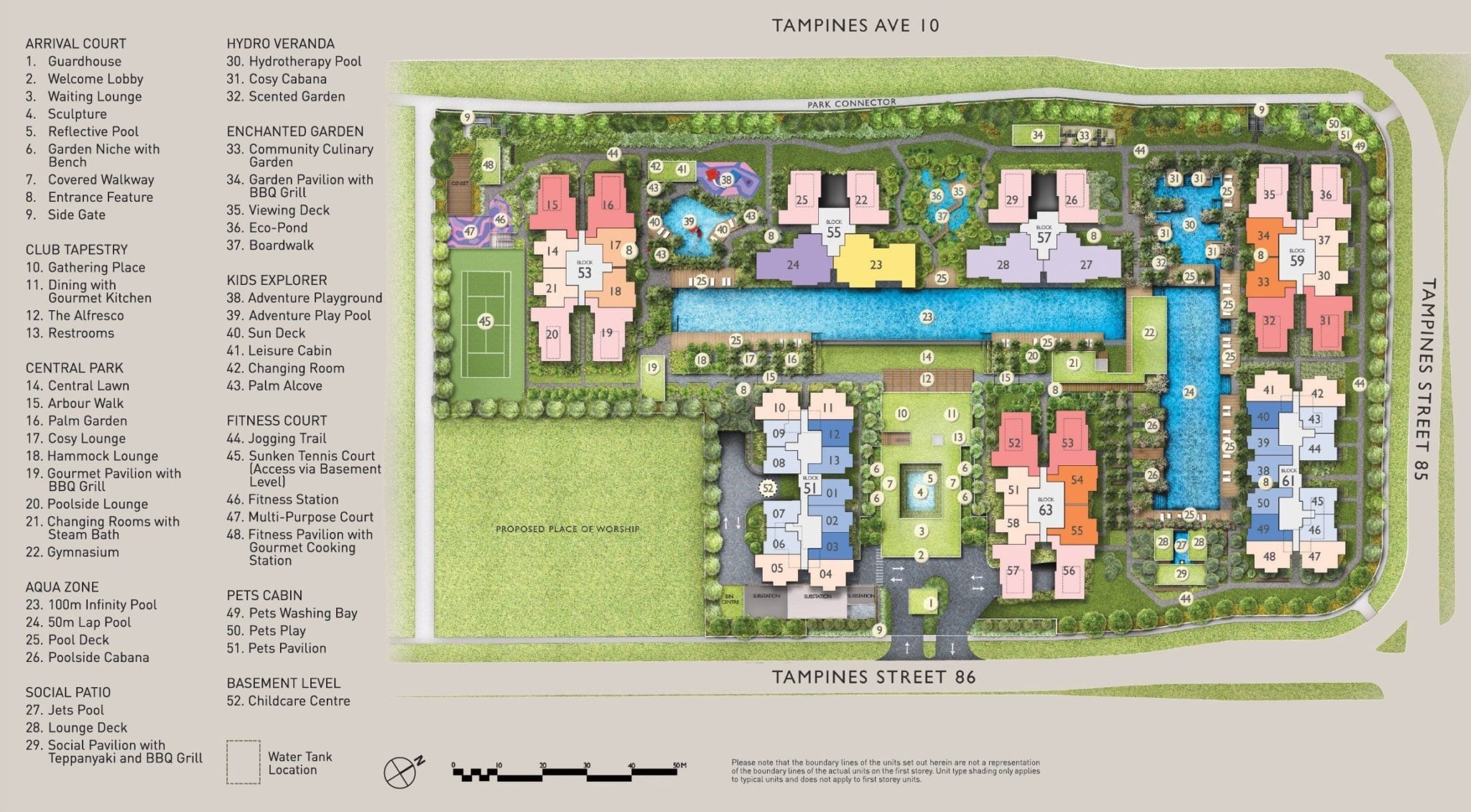 Tapestry-condo-siteplan