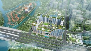 越南胡志明市. New City @District 2, HCMC Vietnam