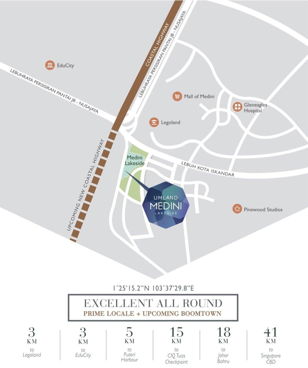 viridea signature soho Location_Map