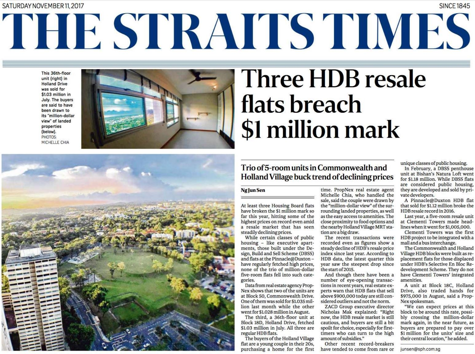 HDB-Resale-Price-breach-million