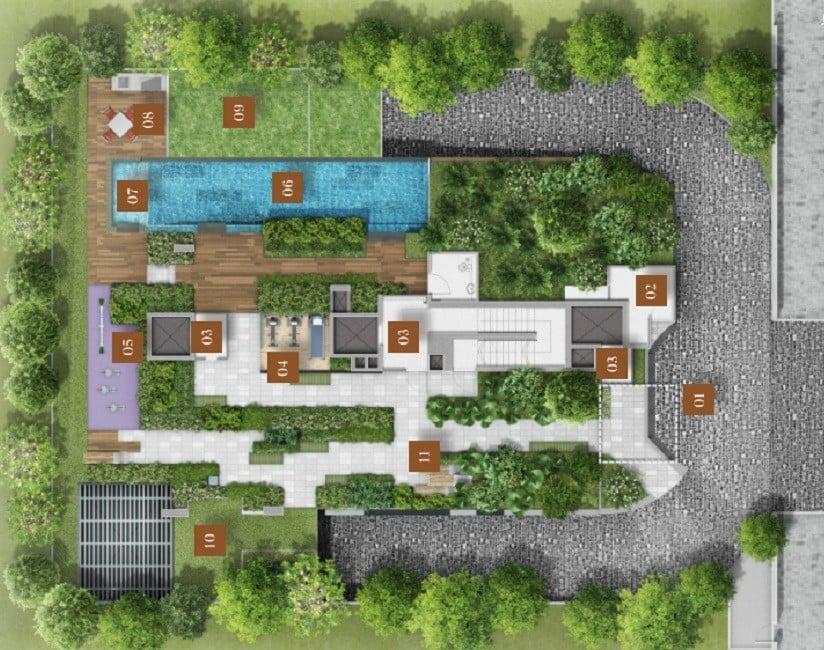 Siteplan_GroundfloorPlan