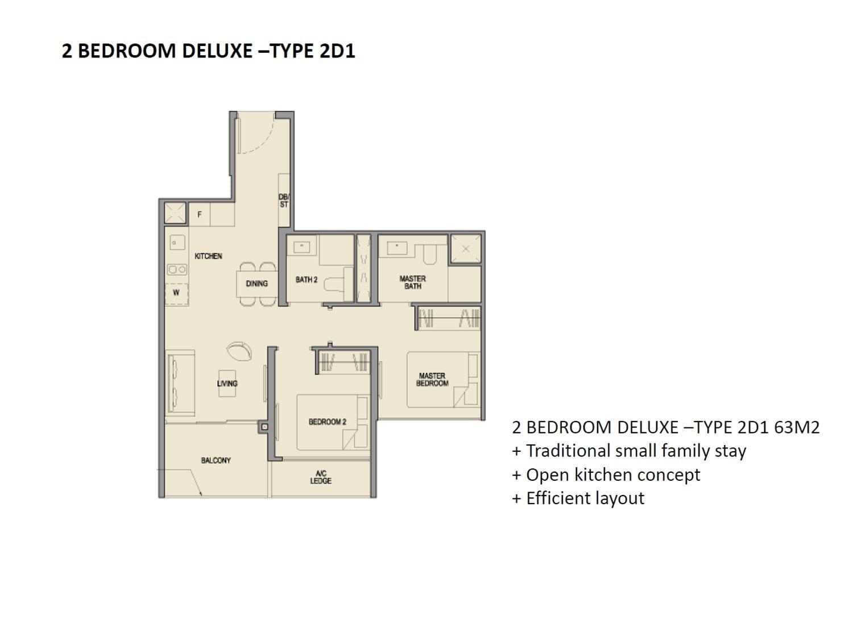 Park-Colonial-2-Bedroom Deluxe