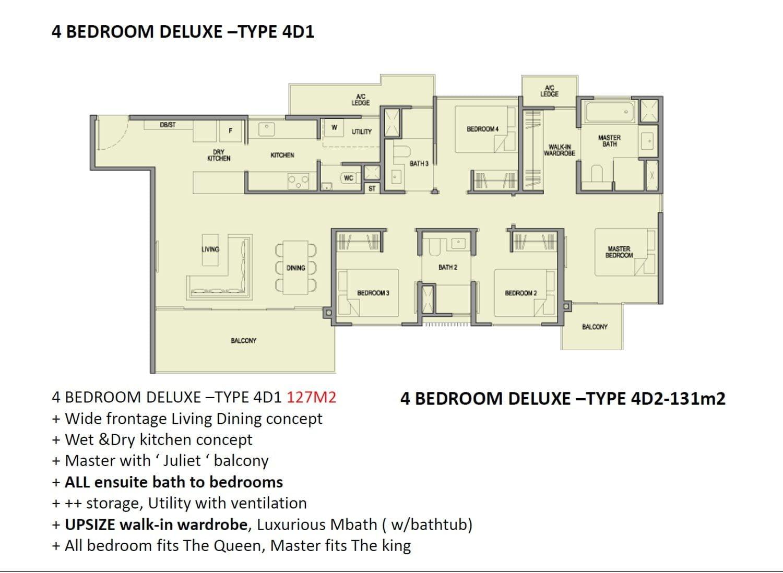 Park-Colonial-4-Bedroom Deluxe