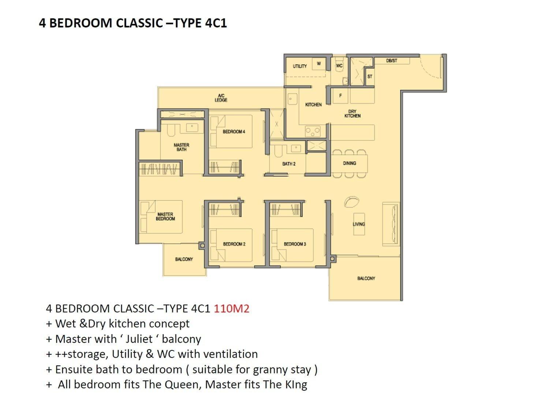 Park-Colonial-4Bedroom