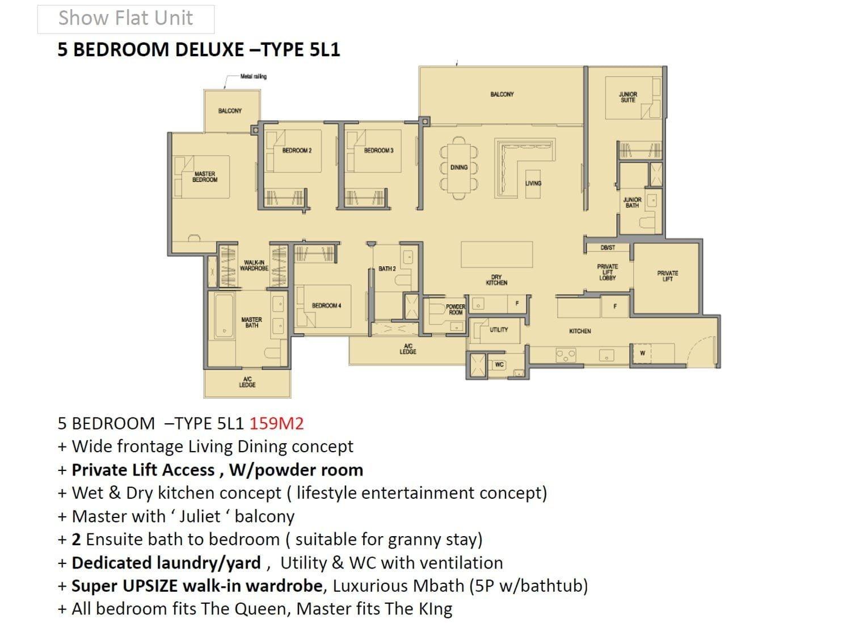 Park-Colonial-5-Bedroom-Deluxe