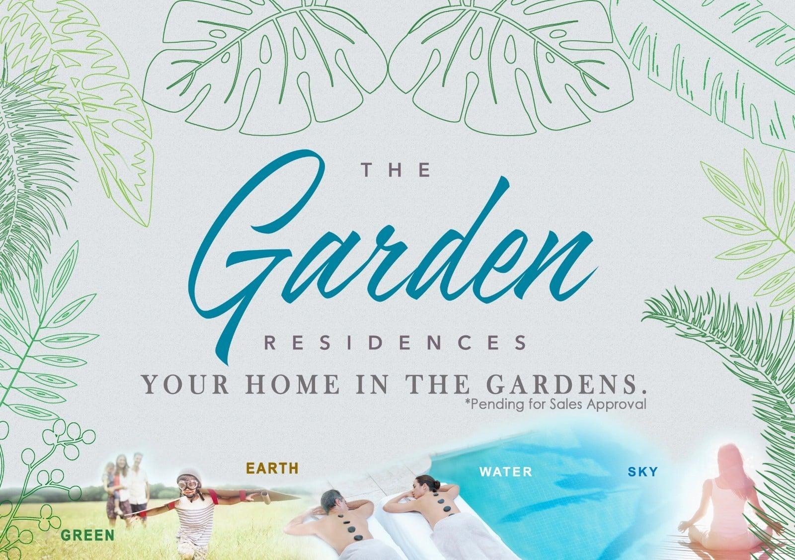 Serangoon The Garden Residences - Concept