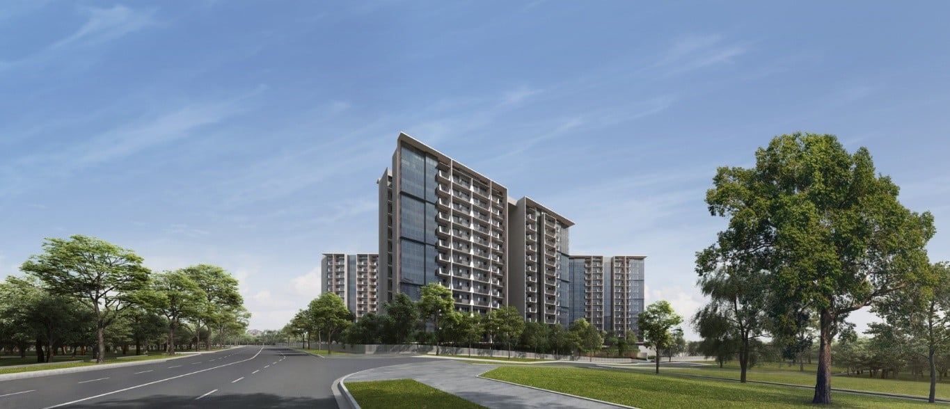 Serangoon The Garden Residences - Features