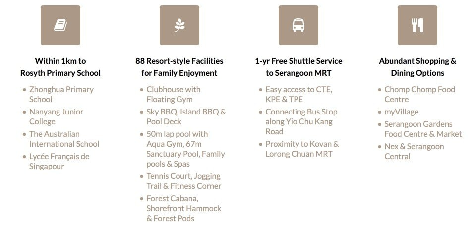 affinitey-serangoon-amenities