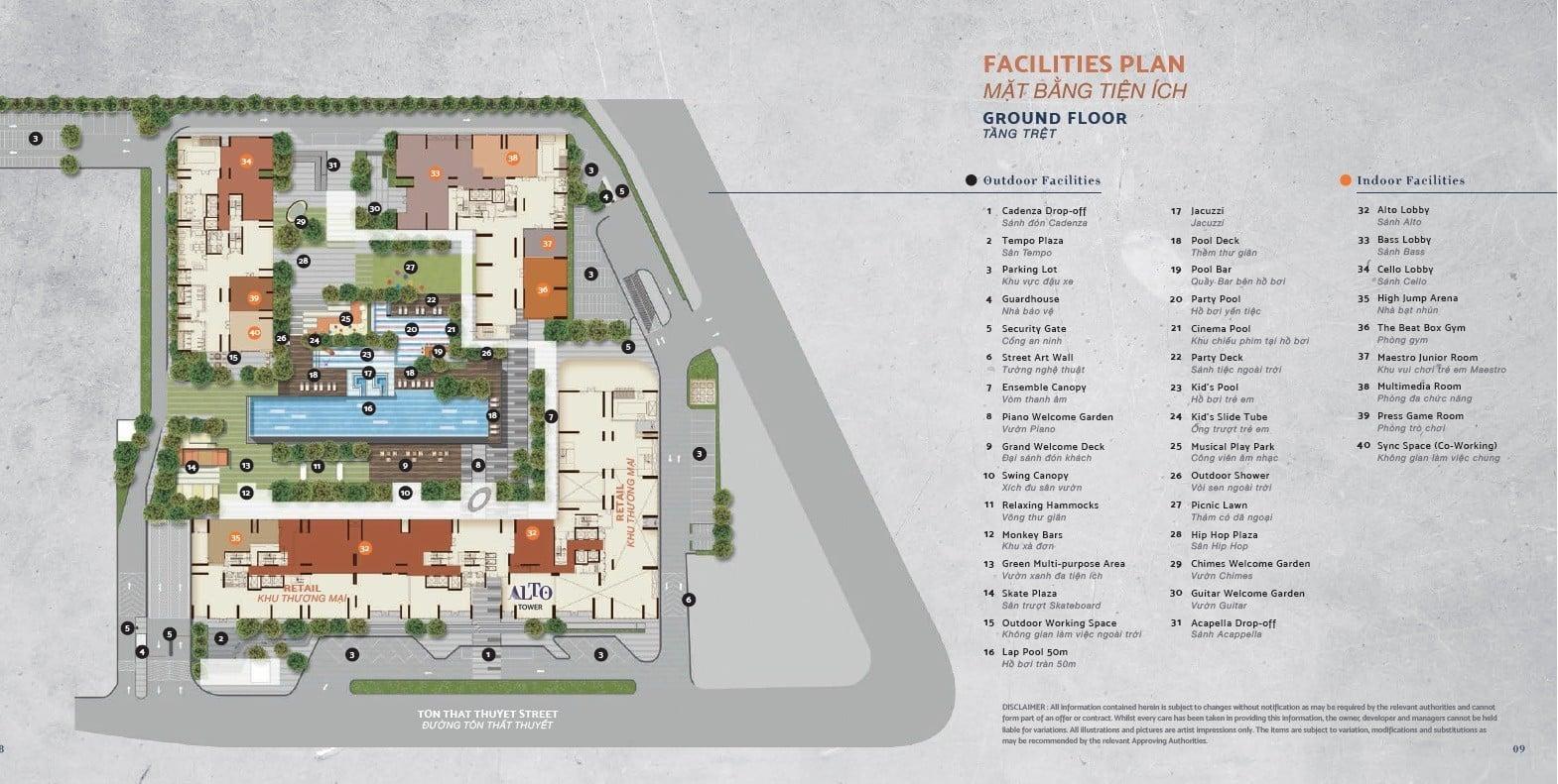 de-la-sol-hcmc-facilities-siteplan