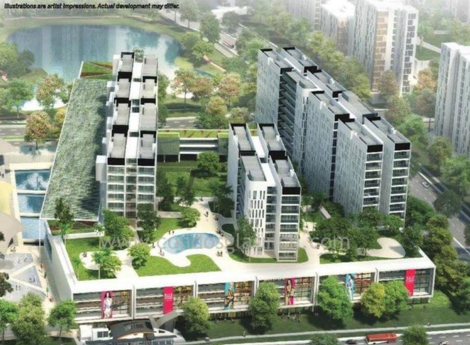 woodleigh residences facade3