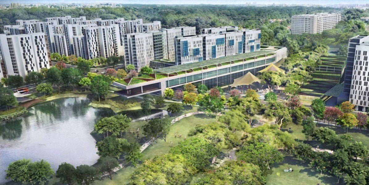 woodleigh residences features