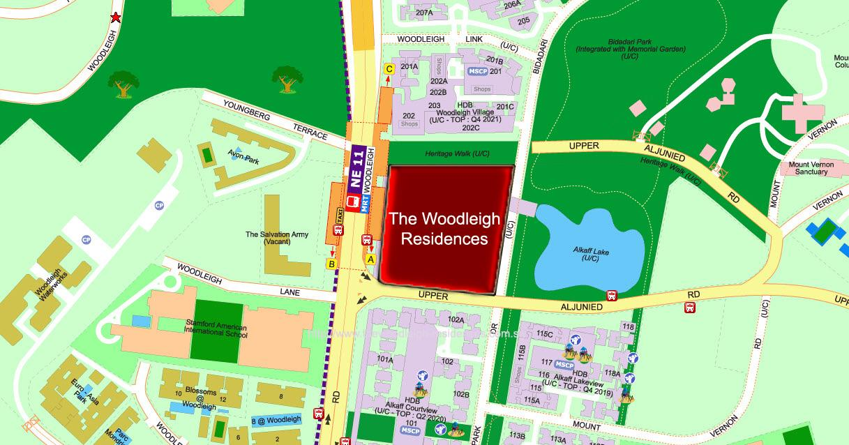 woodleighresidences-condo_location-map