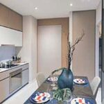 Casa Al Mare Pasir Ris showflat 2Bdrm kitchen