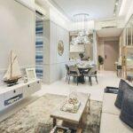 Casa Al Mare Pasir Ris showflat 3Bdrm livingroom