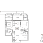 mayfair gardens Floor Plan BS3