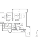 mayfair gardens Floor Plan C3