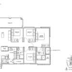 mayfair gardens Floor Plan D1
